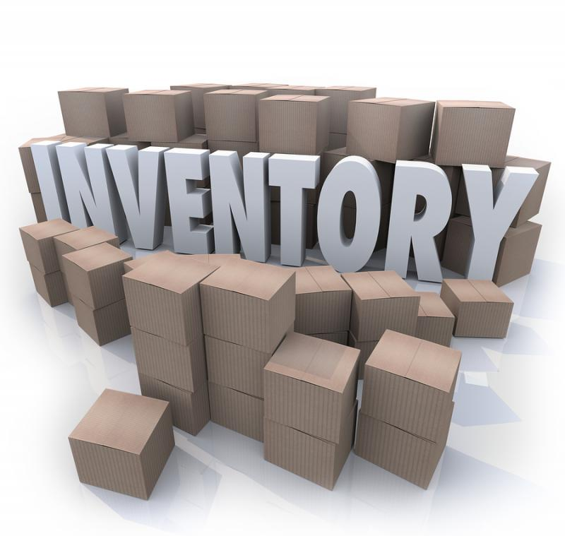 d89b3d434db06 Inventory or stock refers to the goods   materials that a business holds  for the ultimate purpose of resale. In our industry we sell Homes.